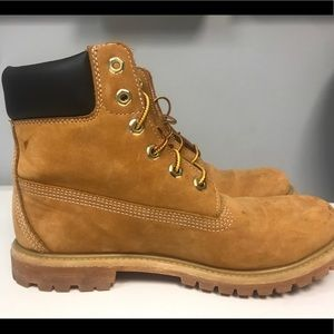 Timberlane Work Boots